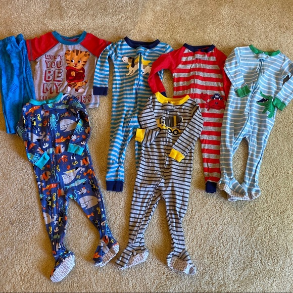 Carter's Other - Carter's Pajamas 12M